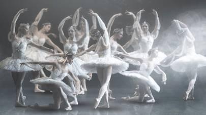 La Bayadère at the Royal Opera House