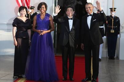 White House State Dinner, Washington D.C. - April 28 2015