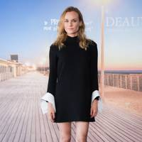 Deauville American Film Festival photocall, France - September 3 2016