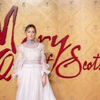 """""""Mary Queen Of Scots"""" Premiere, London - December 10 2018"""