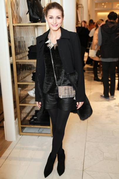 Club Monaco store reopening, New York - November 7 2013