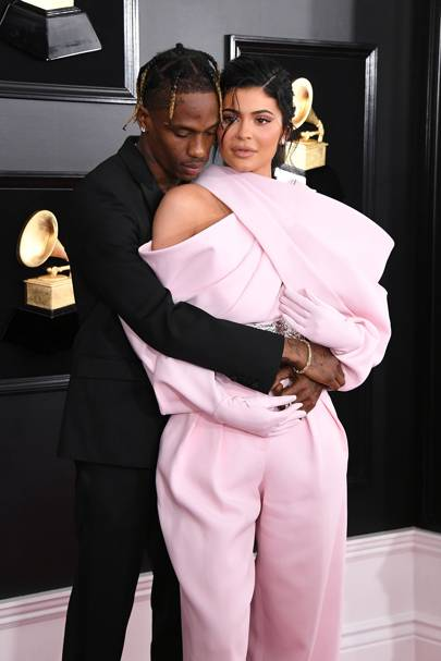 1887b95dee44 With A Lavish Valentine's Surprise, Travis Scott Buys Into The Hallmark  Holiday For Kylie Jenner