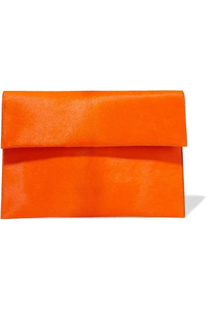 The colour-pop clutch