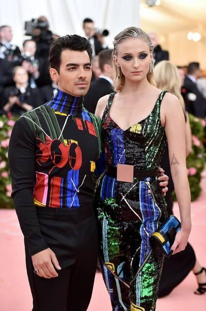 Sophie Turner And Joe Jonas Honeymoon Wardrobe