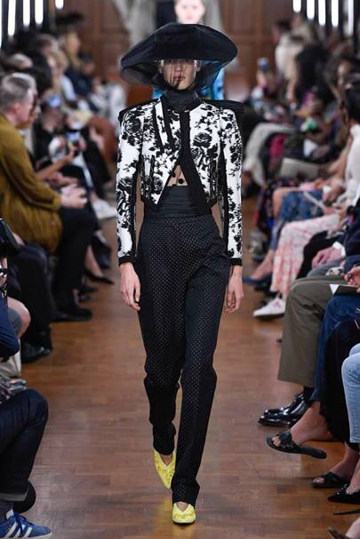 efedfe63326e3 Erdem Spring Summer 2019 Ready-To-Wear show report