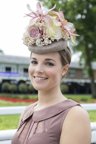 Alice Linley, works for British Horse Racing Authority