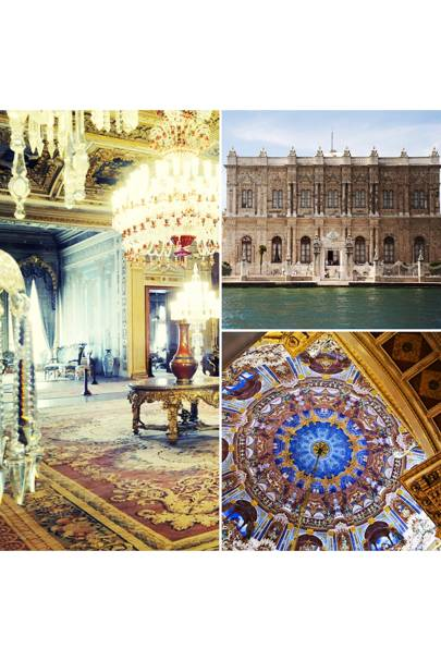 SEE: Dolmabahçe Palace
