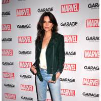 Marvel and Garage Magazine party, New York - February 10 2016