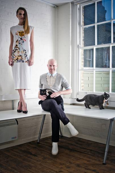 Antipodium's Geoffrey Finch: Cats