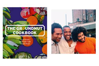 <i>The Groundnut Cookbook</i> (Penguin)