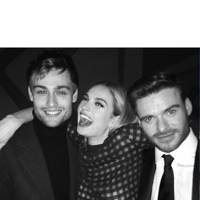 Miss Vogue Douglas Booth Interview: Movies, Fashion, Style ...