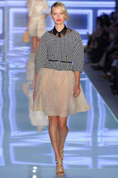 e2004f50c684 Christian Dior Spring Summer 2012 Ready-To-Wear show report ...