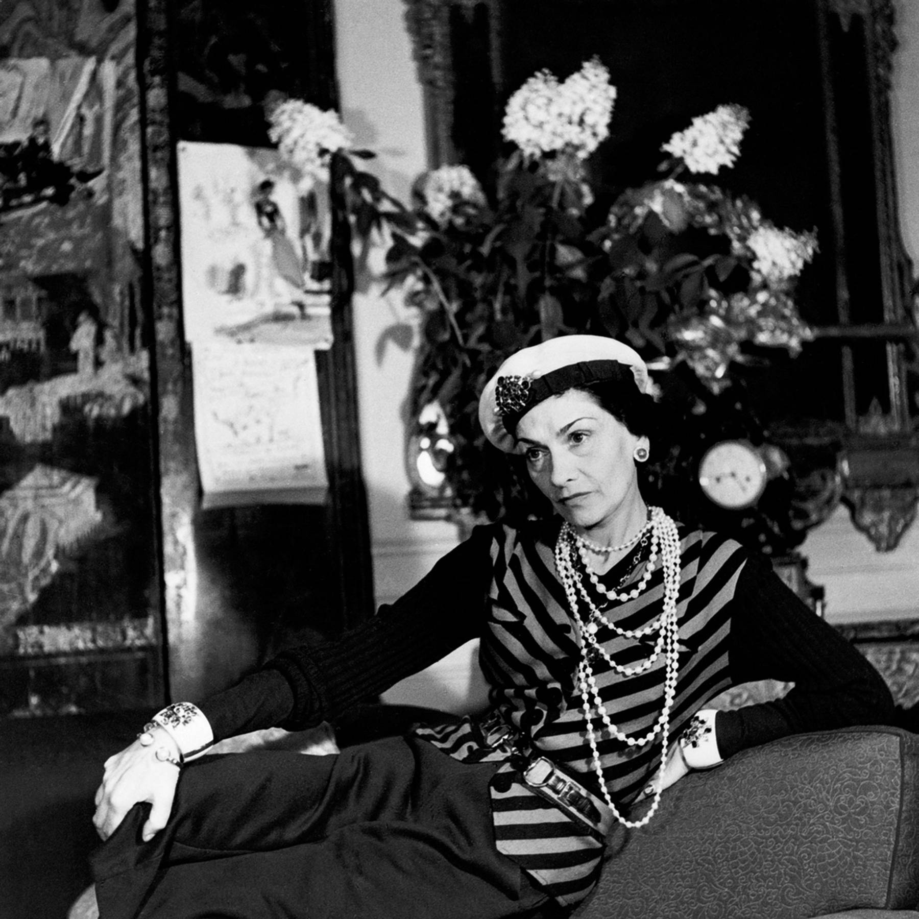 Coco chanel life in pictures british vogue