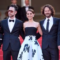 A Tale of Love and Darkness premiere – May 16 2015