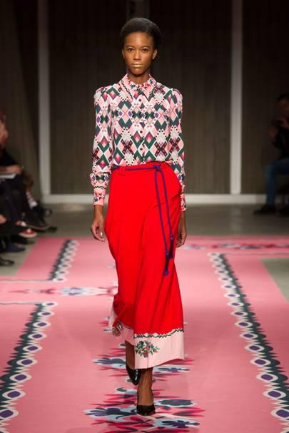 7a444e4634 Vivetta Spring/Summer 2017 Ready-To-Wear show report | British Vogue