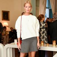Lara Bohinc The London Collection launch, London - September 18 2014