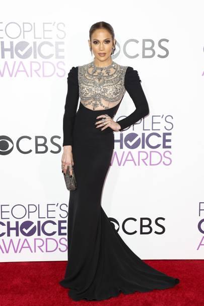 People's Choice Awards, Los Angeles - January 18 2017
