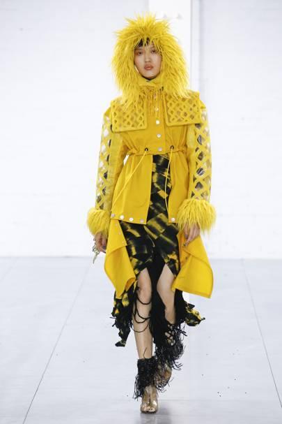 4b04dd5ff Fashion East Autumn/Winter 2018 Ready-To-Wear show report | British ...