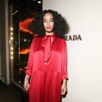 Prada The Iconoclasts party, Paris - March 5 2015