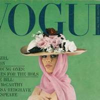 Vogue Cover, July 1964