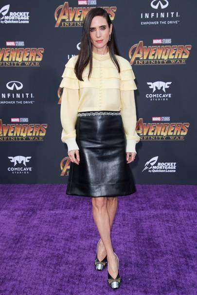 'Avengers: Infinity War' premiere, Los Angeles - April 23 2018