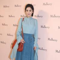 Mulberry store opening, Shanghai - June 15 2017