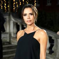 5c86e5a22166 Victoria Beckham Brings The Dress Over Trousers To The Fashion Awards Red  Carpet