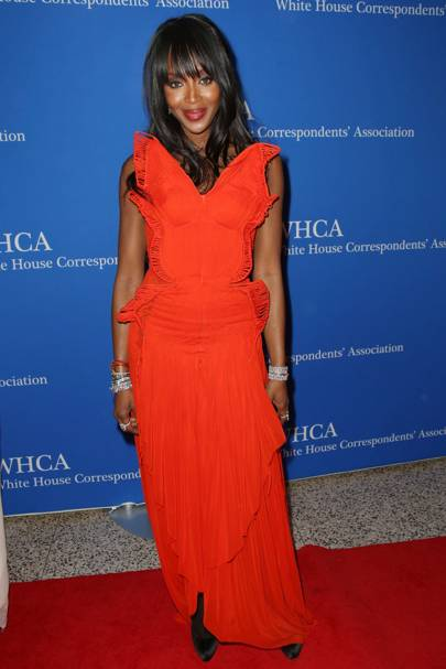 White House Correspondents Dinner, Washington - April 25 2015