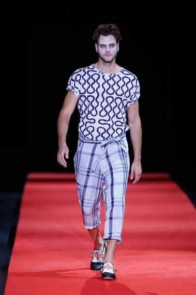Vivienne Westwood Man Spring/Summer 2010 Menswear show ...