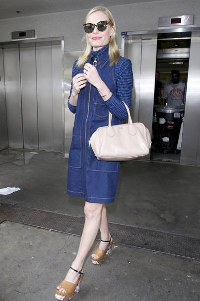 LAX airport, LA – September 15 2015