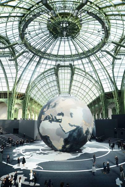 Chanel ready-to-wear, autumn/winter 2013