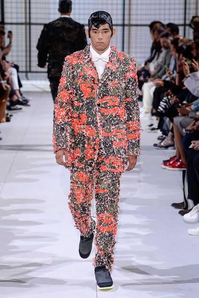 5376423fd08 Comme Des Garcons Homme Plus Spring Summer 2019 Menswear show report ...