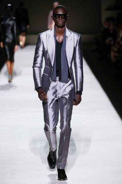 a92be50bb6763 Tom Ford Spring Summer 2019 Ready-To-Wear show report   British Vogue