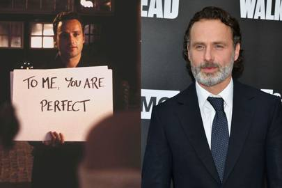 Andrew Lincoln as Mark.