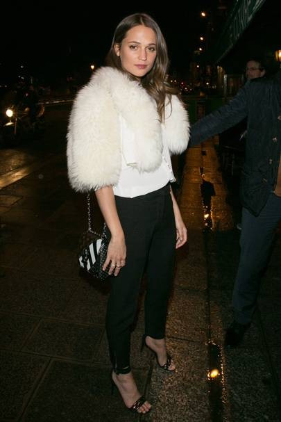 Louis Vuitton dinner, Paris – March 9 2016