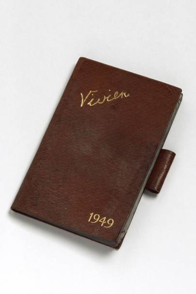 Vivien Leigh's diary, 1949