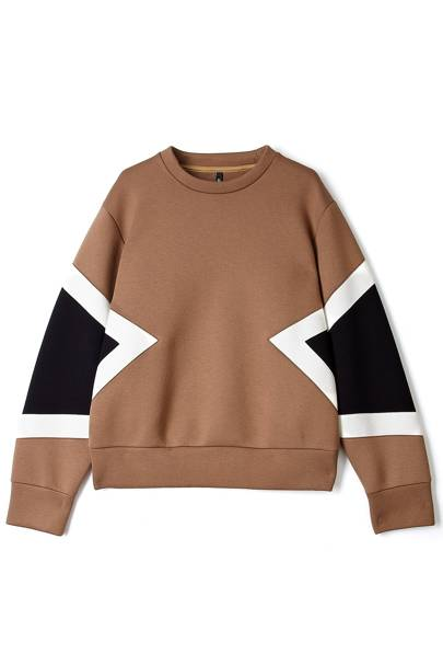 Neil Barrett jumper, £360