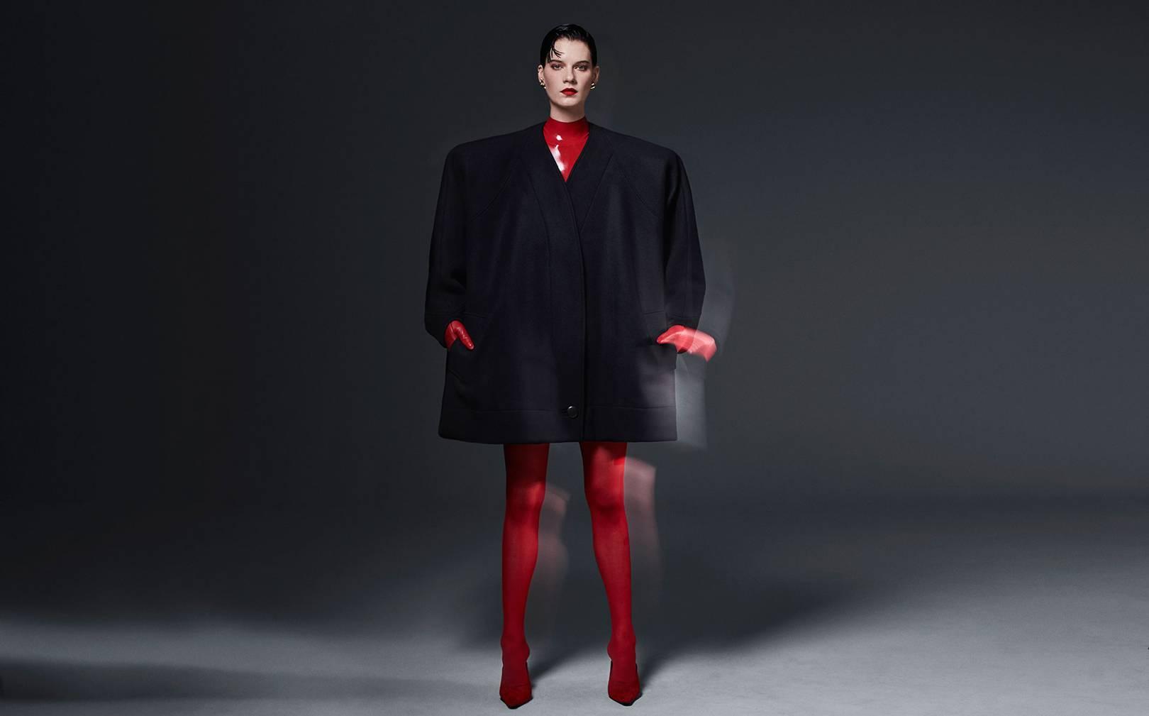 0f890387dbe9f4 Gareth Pugh Is Rejecting Fashion Week