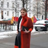Claire Beermann, fashion writer