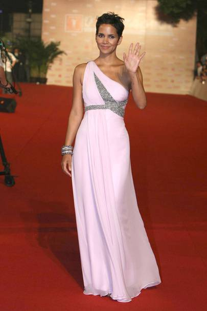 Halle Berry at the 2009 Shanghai International Film Festival
