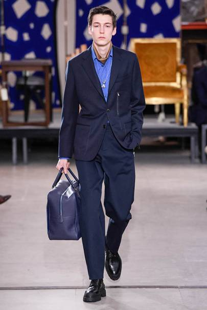 762f7cc43de1 Hermès Autumn Winter 2019 Menswear show report