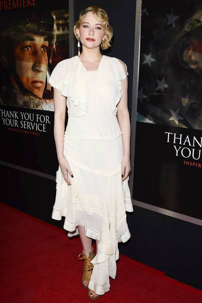 'Thank You for Your Service' Premiere, Los Angeles - October 23 2017