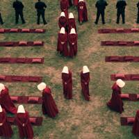 The Handmaid's Tale became the most-talked-about television of the year
