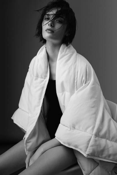 Sam Rollinson, model