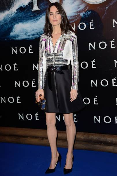 Noah premiere, Paris - April 1 2014