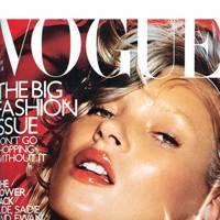 British Vogue, September 2000