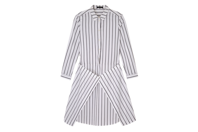 The Structural Shirtdress