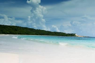 Half Moon Beach, Antigua