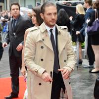 20. Actor Tom Hardy