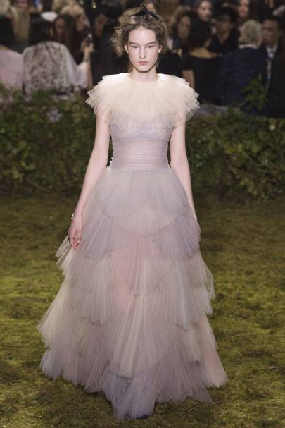 08ebcf1c0d Christian Dior Spring Summer 2017 Couture show report